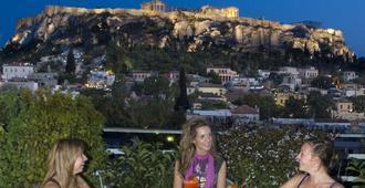 雅典中心广场酒店 - 雅典