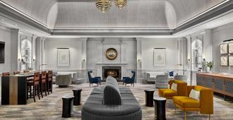 摩纳哥丹佛齐普顿酒店 - 丹佛 - 休息厅