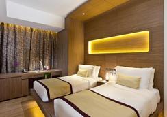 隆堡柏宁顿酒店 - 香港 - 睡房