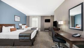 尼亚加拉瀑布温德姆集团温盖特酒店 - 尼亚加拉瀑布 - 睡房