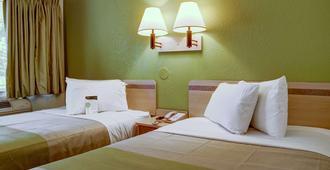 尤金南6号汽车旅馆 - 斯普林菲尔德 - 尤金 - 睡房