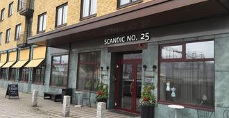 斯堪第25号酒店 - 哥德堡 - 建筑