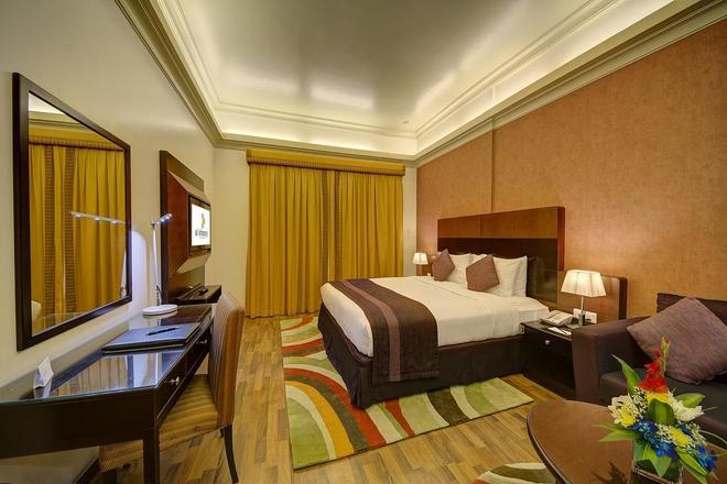 阿尔巴沙奥酷瑞公寓式酒店 - 迪拜 - 睡房
