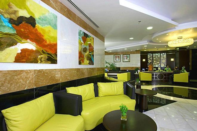 阿尔巴沙奥酷瑞公寓式酒店 - 迪拜 - 大厅