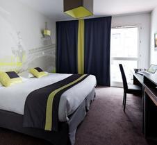 巴黎布洛涅拉格朗日公寓式酒店