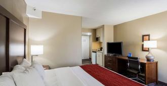 彭萨科拉康福特茵酒店 - 大学区店 - 彭萨科拉 - 睡房