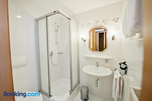 阿尔特林格雷恩酒店 - 班贝格 - 浴室