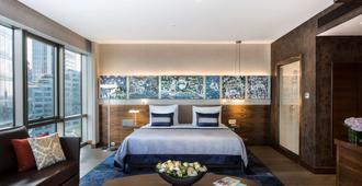 莱文特德德曼公园酒店 - 伊斯坦布尔 - 睡房