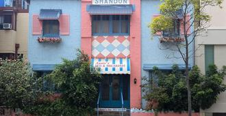 布里斯班安妮山顿旅馆 - 布里斯班 - 建筑