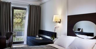 阿克罗波利斯山丘酒店 - 雅典 - 睡房