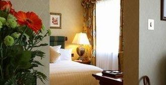 萨拉托加旅馆 - 萨拉托加斯普林斯 - 睡房