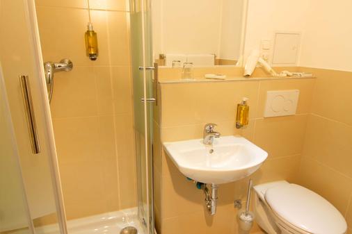 基尔基尔城堡酒店-顶级经典 - 基尔 - 浴室