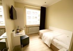 基尔基尔城堡酒店-顶级经典 - 基尔 - 睡房