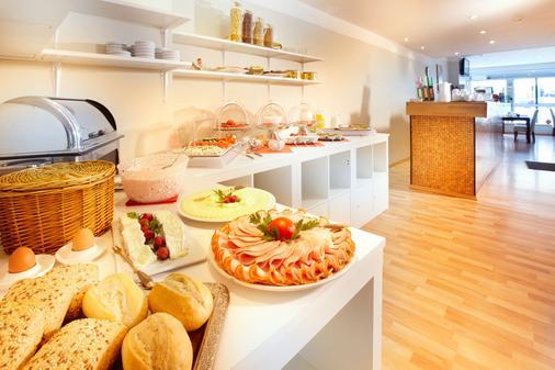 基尔基尔城堡酒店-顶级经典 - 基尔 - 自助餐