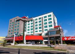 格兰德帕克酒店 - 大坎普 - 建筑