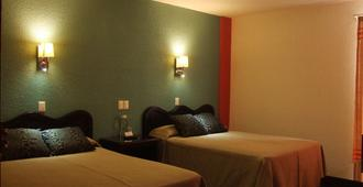 欧若拉酒店 - 瓦哈卡 - 睡房
