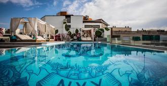 马德里亚特兰大酒店 - 马德里 - 游泳池