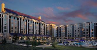 格雷斯兰酒店 - 孟菲斯 - 建筑