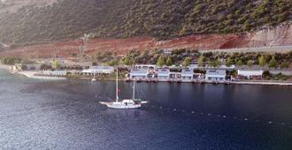 多利亚酒店&游艇俱乐部 - 卡什 - 户外景观