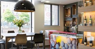 斯特拉斯堡小法国宜必思尚品酒店 - 斯特拉斯堡 - 酒吧
