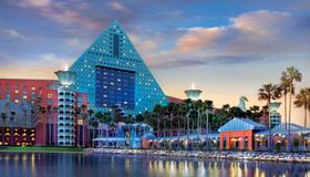 迪士尼世界海豚酒店 - 博伟湖 - 户外景观