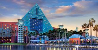 迪士尼世界海豚酒店 - 博伟湖 - 建筑