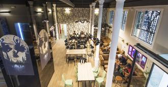 巴塞罗那哥特区公平点酒店 - 巴塞罗那 - 餐馆