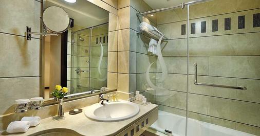 马斯喀特城市季节酒店 - 马斯喀特 - 浴室