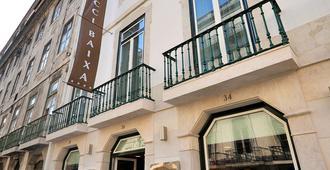 维茨巴夏酒店 - 里斯本 - 建筑