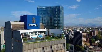皇家精装酒店 - 墨西哥城 - 建筑