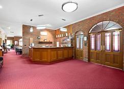 Country Plaza Halls Gap - 大厅峡 - 柜台