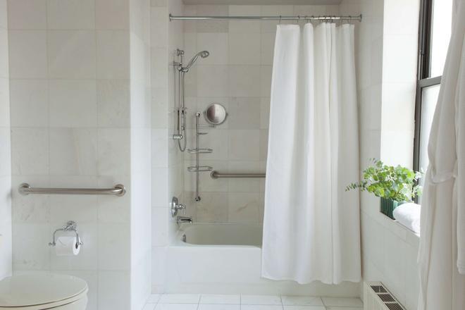 纽约本杰明酒店 - 纽约 - 浴室