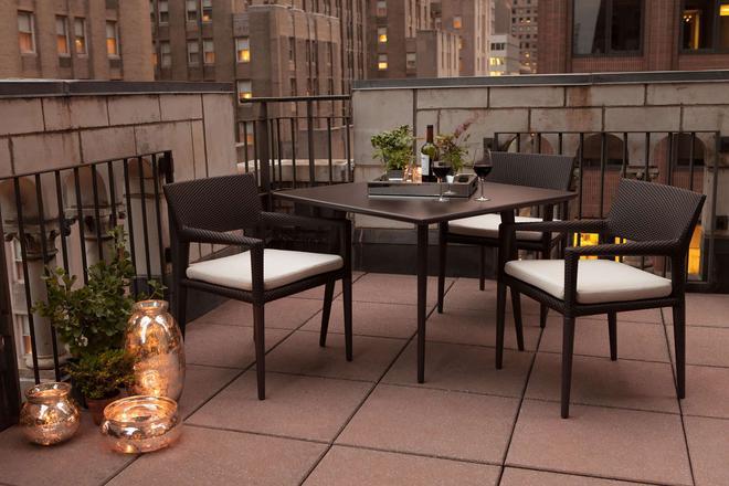 纽约本杰明酒店 - 纽约 - 阳台