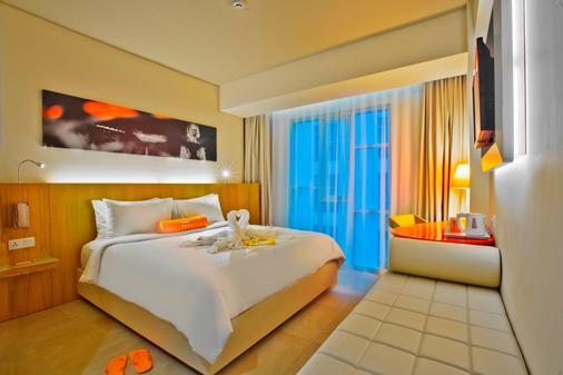 巴厘岛库塔哈里斯拉亚酒店 - 库塔 - 睡房