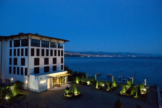 皇家阿马德里亚宫苑酒店 - 奥帕提亚 - 建筑