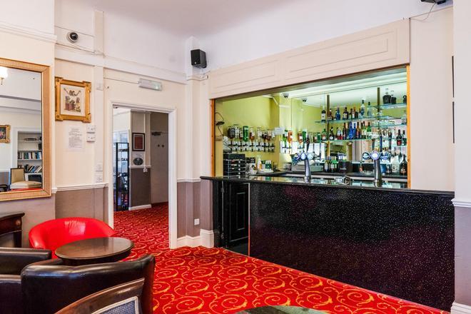 棕榈庭院酒店 - 伊斯特布恩 - 酒吧