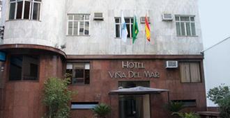里约热内卢比尼亚德尔马酒店 - 里约热内卢 - 建筑