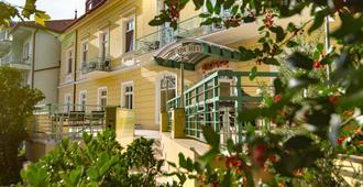 斯巴赫兹酒店 - 赫维兹 - 建筑