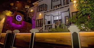 布兰卡酒店 - 比尼亚德尔马 - 建筑