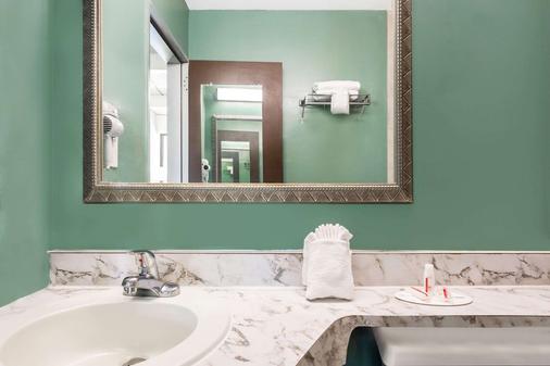 速8酒店 - 圣奥古斯丁 - 圣奥古斯丁 - 浴室