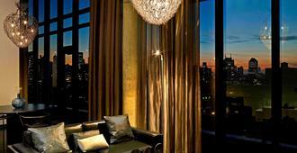 莱斯六十酒店 - 纽约 - 客厅