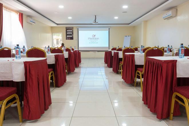 拉普塔自豪旅馆 - 内罗毕 - 宴会厅