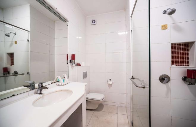 拉普塔自豪旅馆 - 内罗毕 - 浴室