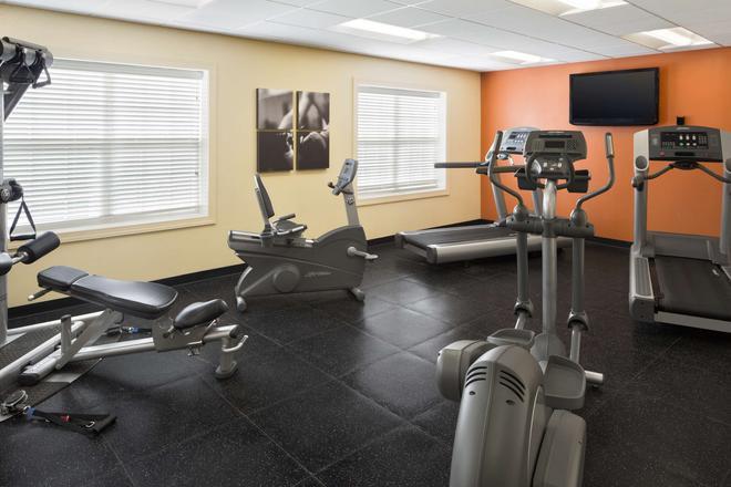 巴尔的摩北丽怡酒店 - 巴尔的摩 - 健身房