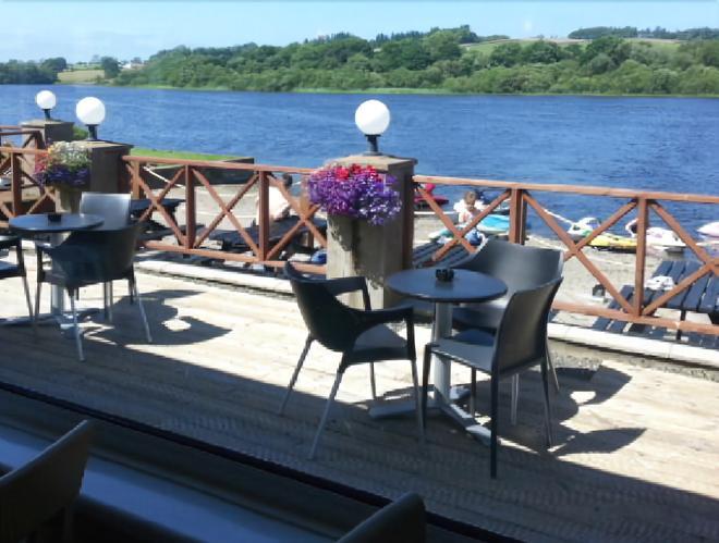 湖畔汽车旅馆 - 道格拉斯城堡 - 阳台