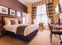 皇家车站酒店 - 凯恩连锁酒店成员 - 泰恩河畔纽卡斯尔 - 睡房
