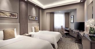 新加坡M酒店 - 新加坡 - 睡房