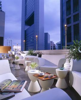 新加坡M酒店 - 新加坡 - 酒吧