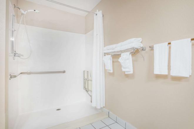 普莱恩菲尔德-印第安纳波利斯机场贝蒙特套房酒店 - 平原镇 - 浴室