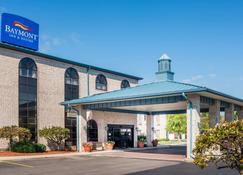 普莱恩菲尔德-印第安纳波利斯机场贝蒙特套房酒店 - 平原镇 - 建筑